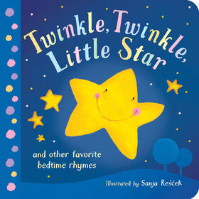 Twinkle, Twinkle, Little Star - Édition anglaise
