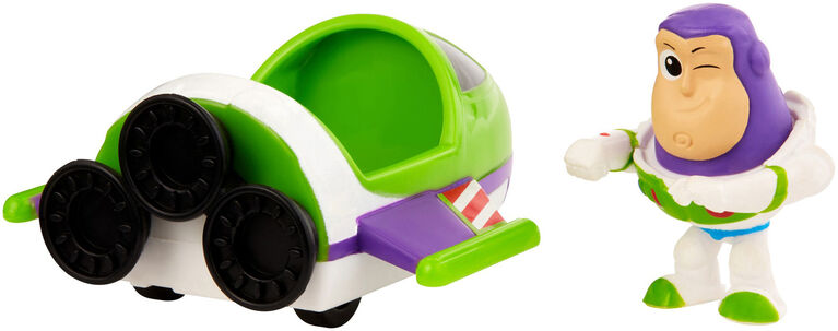 Disney Pixar Toy Story 4 Mini Buzz Lightyear and Spaceship