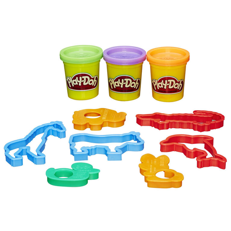 Play-Doh - Seau Animaux