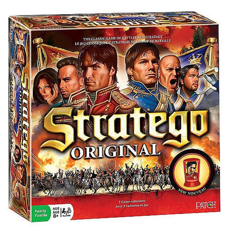 Stratego Original Boardgame