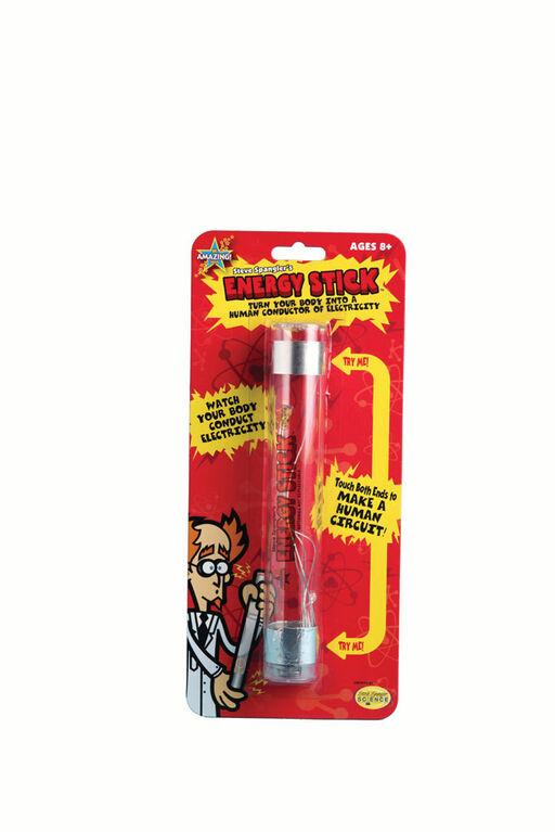 Be Amazing Toys - Steve Spangler's Energy Stick