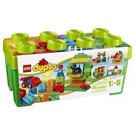 LEGO - Duplo - All-in-One-Box-of-Fun (10572)