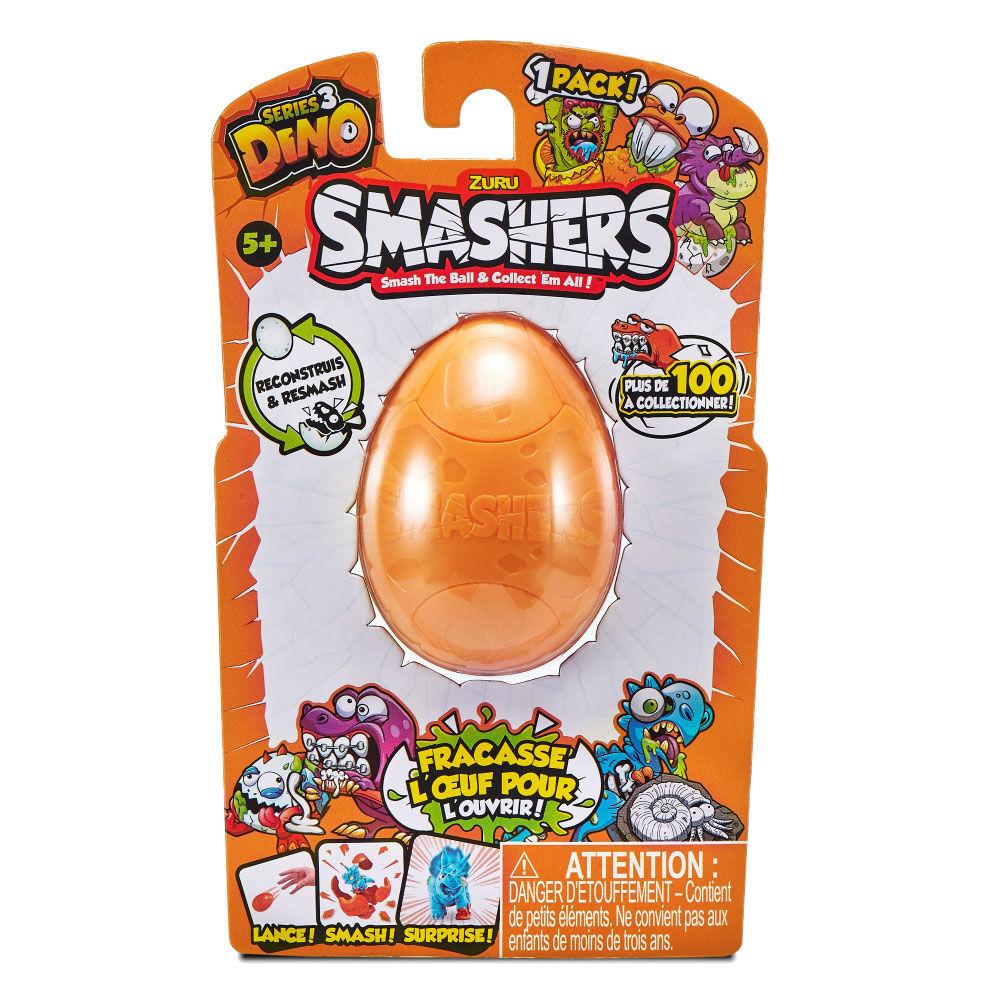 Smashers 8 Pack-Série 1
