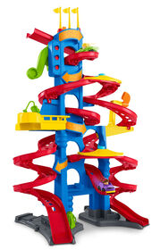 Fisher-Price Little People Take Turns Skyway Track Set - French Edition