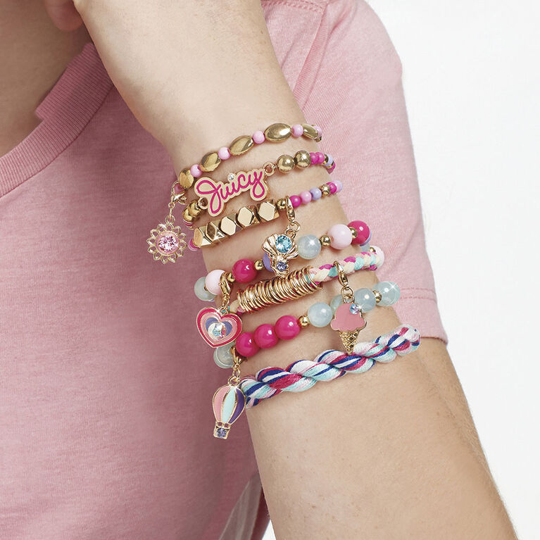 Make It Real Bracelets Avec Swarovski Juicy Couture
