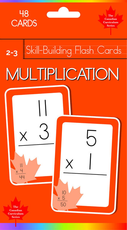Grade 2-3 Skill Build-Multiplication - English Edition