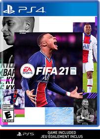PlayStation 4 FIFA 21
