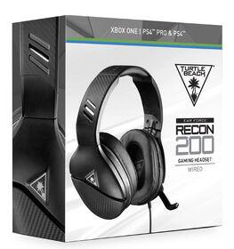 Ear Force Recon 200 Headset Black Universal
