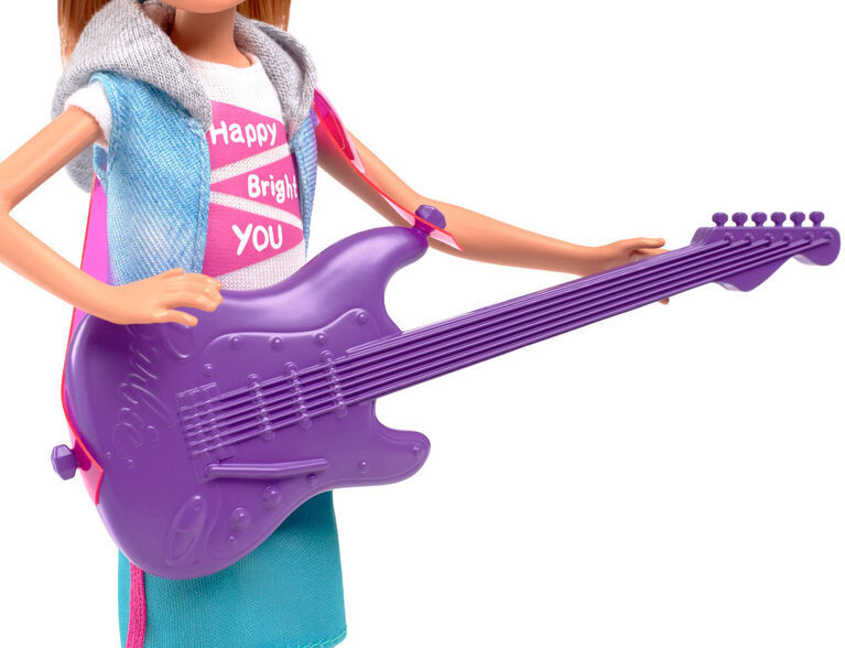 Barbie Team Stacie Music Playset - R Exclusive