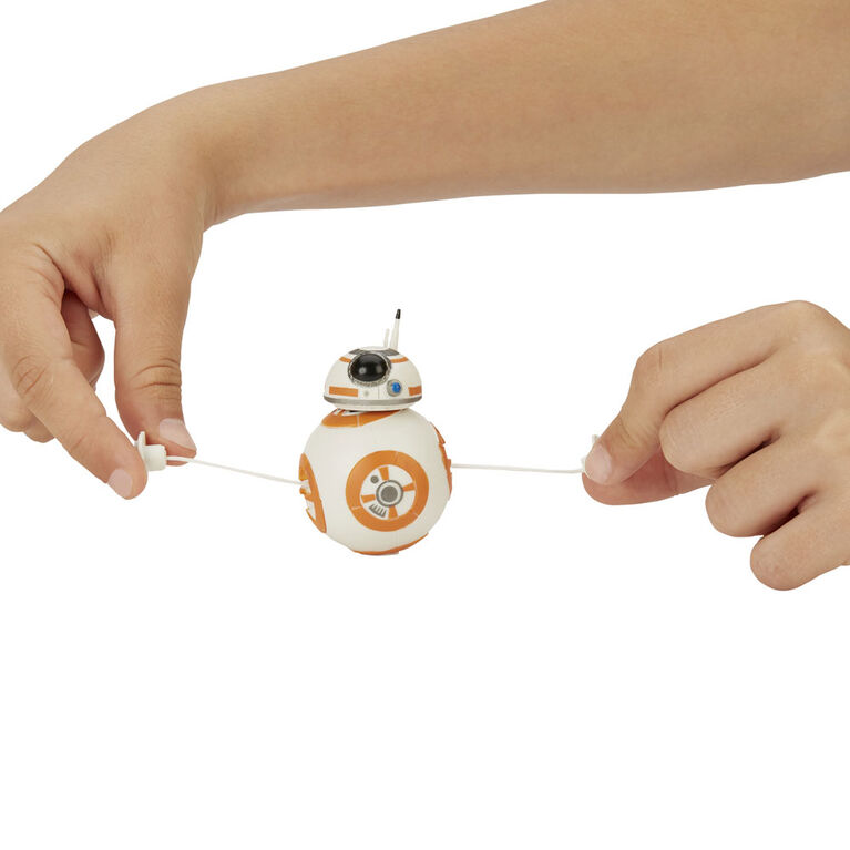 Star Wars Galaxy of Adventures R2-D2, BB-8, D-O Action Figure 3-pack