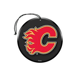Calgary Flames Paper Air Freshener 3 Pack
