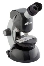 50/360 Telescope and 640x Microscope Combo