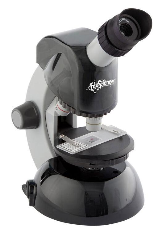 Combiné télescope 50/360 et microscope 640x