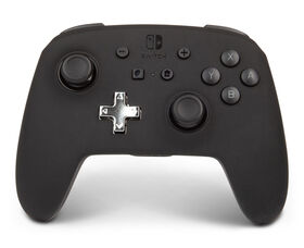 Nintendo Switch Enhanced Wireless Controller Rechargeable Black