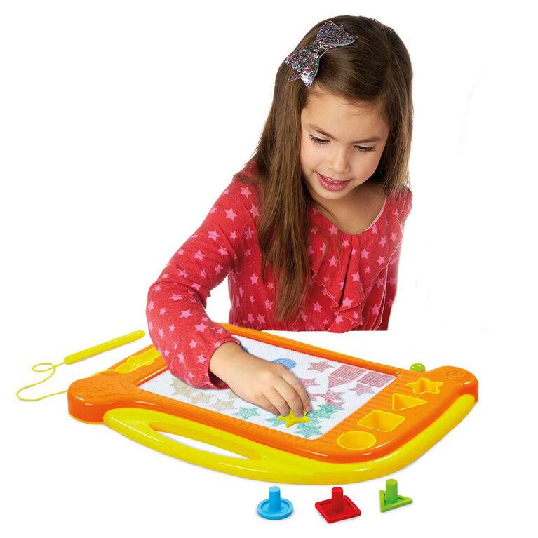 Out of the Box - Planche à dessin Doodle Colour Drawing Board - Notre exclusivité