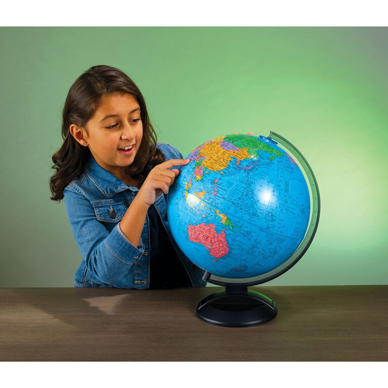 "EduScience - 12""  World Globe"