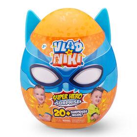Vlad and Niki Superhero Surprise Egg (Blue) by ZURU