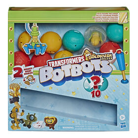 Transformers BotBots Series 4 Surprise Unboxing: Claw Machine