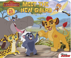 The Lion Guard, Meet the New Guard