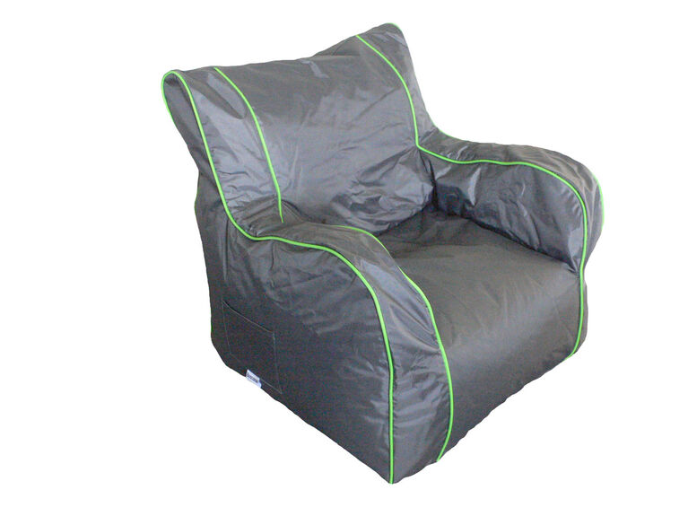 Boscoman - Cody Large Lounger Chair Bean Bag - Anthracite