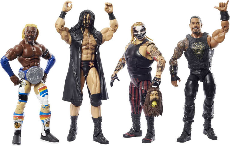 WWE Kofi Kingston Elite Collection Top Picks Action Figure