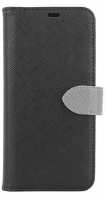 Blu Element 2 in 1 Folio Galaxy S10+ Black/Gray