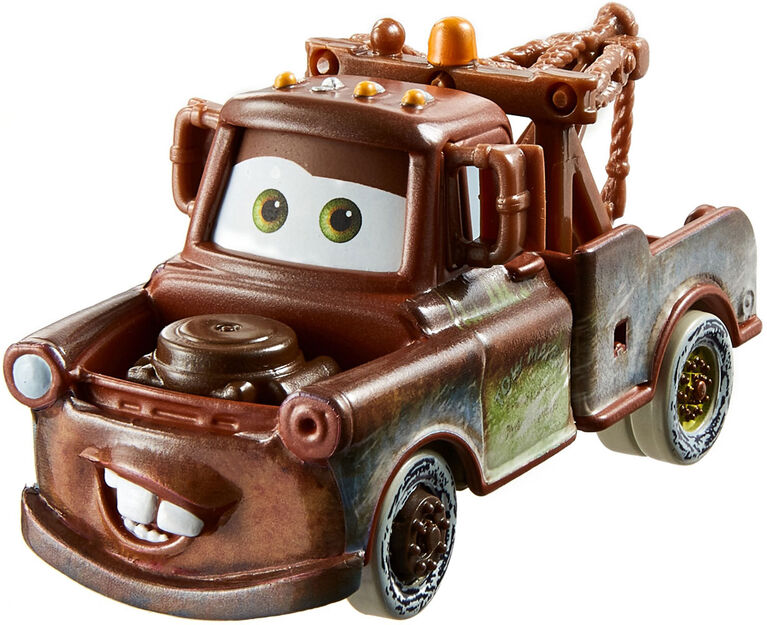 Disney/Pixar Cars Fireball Beach Racers Mater Vehicle