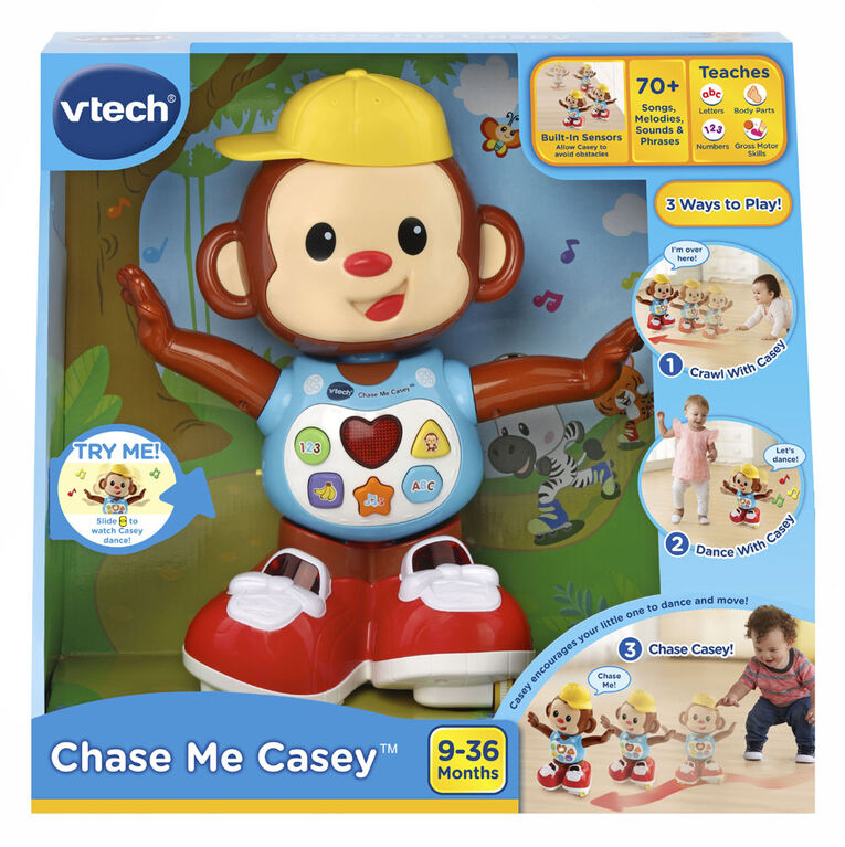 VTech Chase Me Casey - English Edition