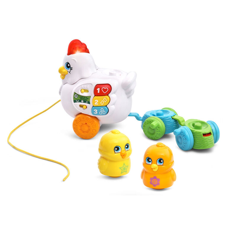 LeapFrog Learn & Roll Chickens - English Edition
