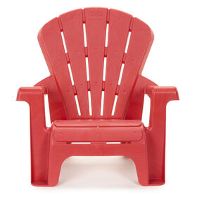 Garden Chair- Red