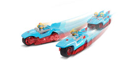 PAW Patrol Mighty Twins 2-in-1 Power Split Vehicle