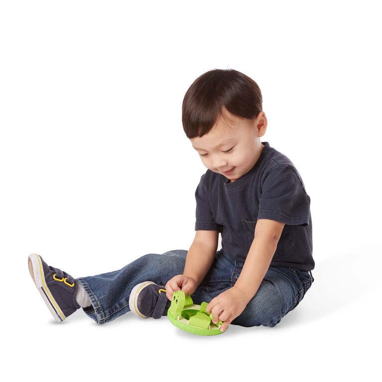 Assortiment de jouets à saisir pour Melissa & Doug Safari & Pets
