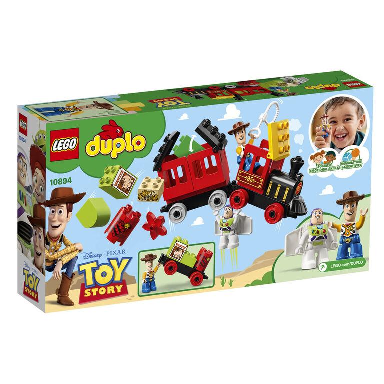 LEGO DUPLO Toy Story Le train de Toy Story 10894