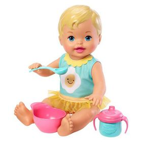 Little Mommy Breakfast Baby Doll - R Exclusive