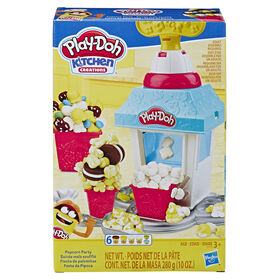 Play-Doh Kitchen Creations Popcorn Party  035437