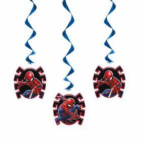 "Spider-Man 26"" Decorations Suspendues, 3un"