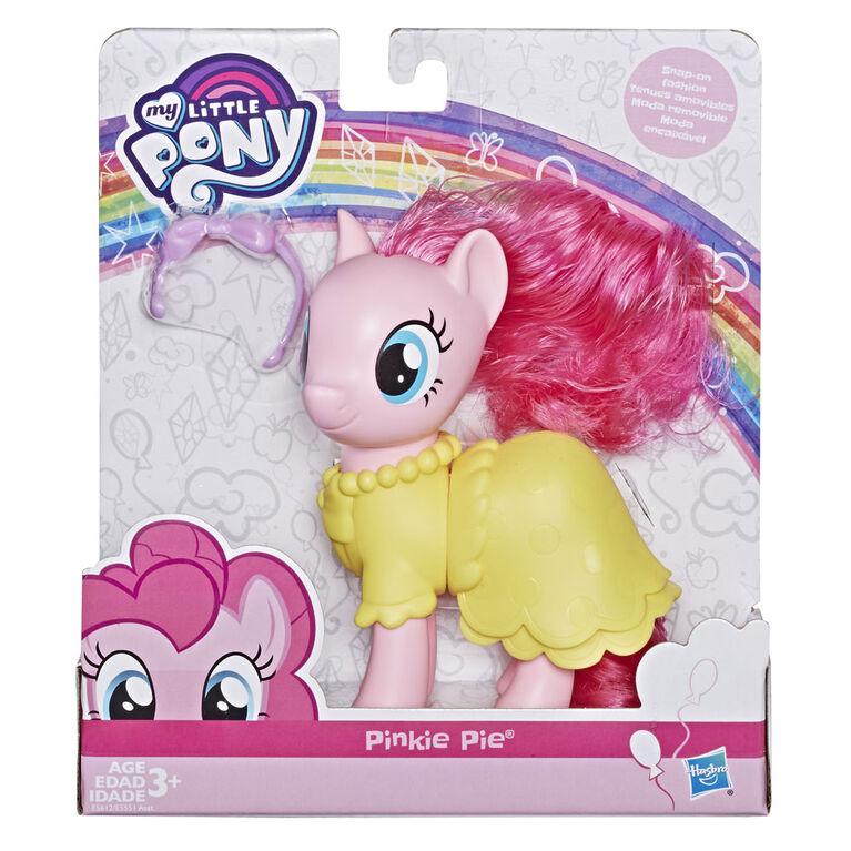 My Little Pony - Figurine Pinkie Pie à habiller - R Exclusif