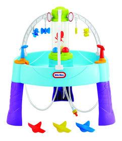 Table de jeu de combat d'eau éclaboussant Little Tikes Fun Zone pour enfants