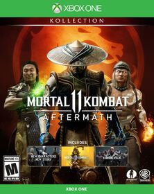 Xbox - Mortal Kombat 11: Aftermath