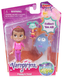 Vampirina Best Ghoul Friends Set - Poppy & Demi