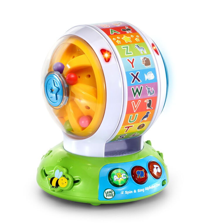 Spin & Sing Alphabet Zoo™ - English Edition