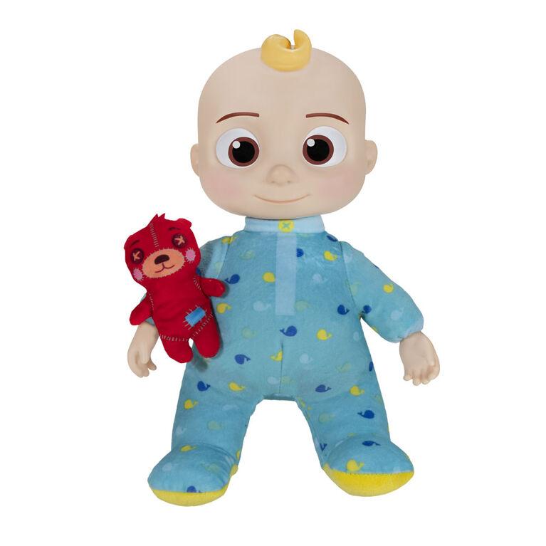 Cocomelon - Musical Bedtime JJ Doll - English Edition