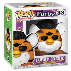 Funko POP! Retro Toys: Hasbro -Furby Tiger Figurine en Vinyle
