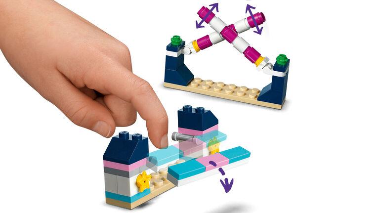LEGO Friends Le parcours d'obstacles de Stéphanie 41367