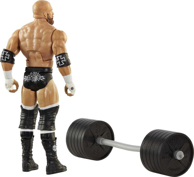 WWE Wrekkin Triple H Action Figure