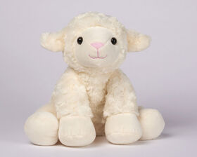 Animal Alley 10 inch Two Tone Lamb