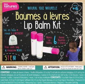 Kiss Naturals DIY Lip Balm Kit