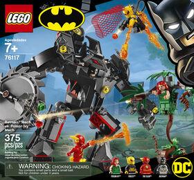 LEGO Super Heroes Le robot de Batman contre le robot de Poison Ivy 76117
