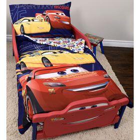 Disney Cars 3 Toddler Bedding Set