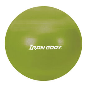 Iron Body Fitness IBF - 75 cm Classic Fitness Ball - Anti-Burst